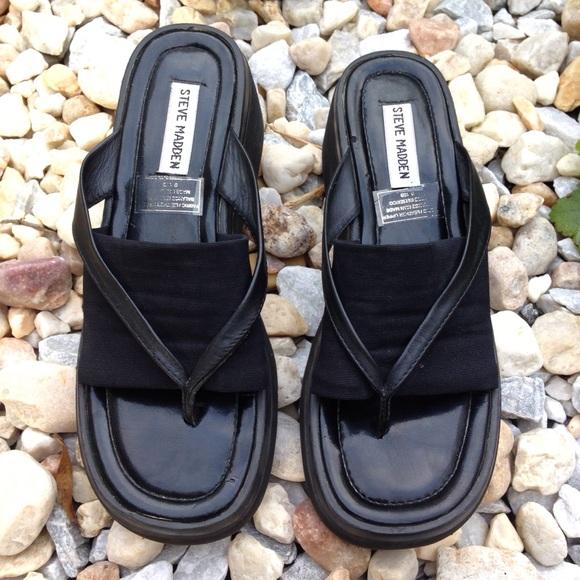 Slinky Steve Shoes90s Madden Poshmark Platform Sandals Vintage trdhsQ